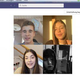 Virtueller Spanienaustausch des SBG in Corona-Zeiten