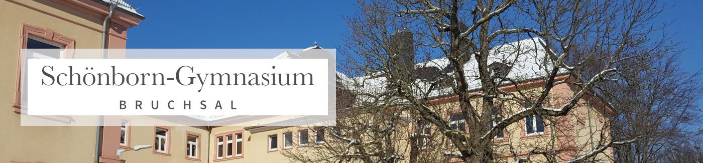 Schönborn Gymnasium Bruchsal