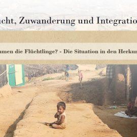Ein Projekt der Klasse 10 c zur komplexen Thematik von Flucht, Migration und Integration