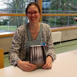 Autorenlesung von Marlene Röder am SBG