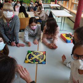 Spaß und Spiele: ein erfolgreicher Spielenachmittag am SBG