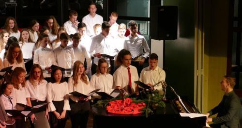 SBG WEihnachtskonzert 2019 Chor 4