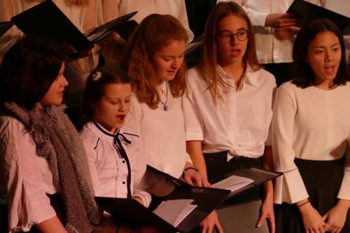 SBG Weihnachtskonzert 2019 Chor 3