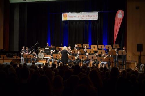 YesJazz-Konzert, 22.2.'19, Bürgerzentrum